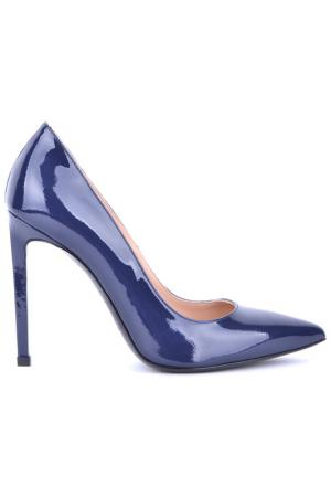SHOES Marco Barbabella. Цвет: blue