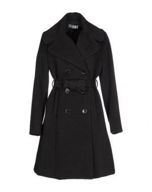 Пальто ANIYE BY. Цвет: свинцово-серый