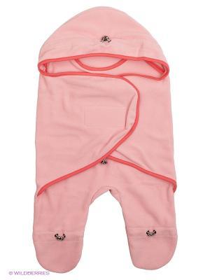 Конверт для малышей Mum`s Era. Цвет: розовый, коралловый