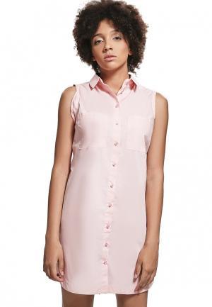 Платье Nothing but Love. Цвет: розовый