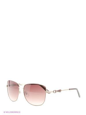 Солнцезащитные очки MS 04-024 07 Mario Rossi. Цвет: коричневый