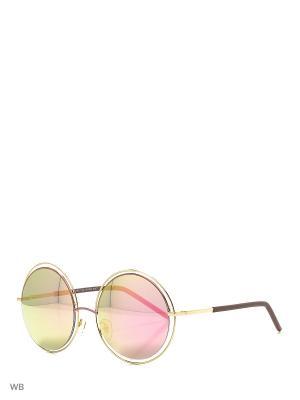 Солнцезащитные очки FURLUX. Цвет: розовый