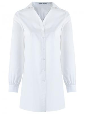 Classic shirt Gloria Coelho. Цвет: белый