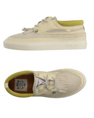 Обувь на шнурках DOLFIE. Цвет: бежевый