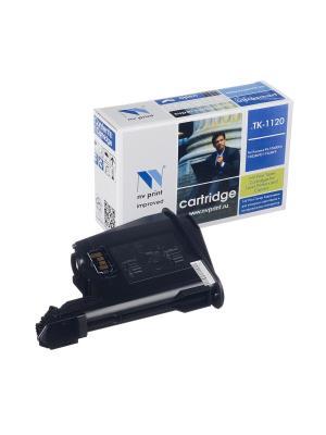 Картридж NVP совместимый Kyocera TK-1120 для FS-1060DN/1025MFP/1125MFP NV Print. Цвет: черный