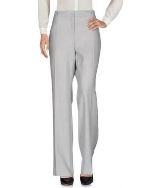 Повседневные брюки AKRIS. Цвет: серый