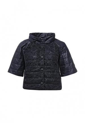 Куртка Rinascimento. Цвет: синий