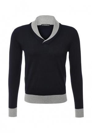 Пуловер Occhibelli. Цвет: синий