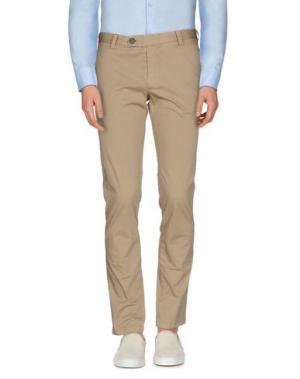 Повседневные брюки AUTHENTIC ORIGINAL VINTAGE STYLE. Цвет: песочный