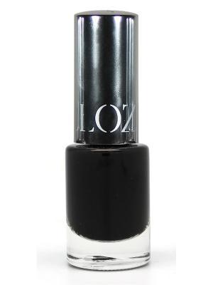 Гель-лак для ногтей GLAMOUR YZ (yllozure) ИЛЛОЗУР. Цвет: черный