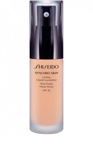 Устойчивое тональное средство Synchro Skin, оттенок Rose 1 Shiseido. Цвет: бесцветный