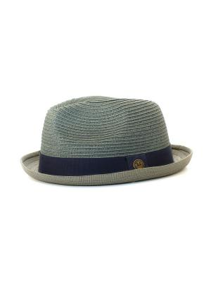 Шляпа Goorin Brothers. Цвет: серый