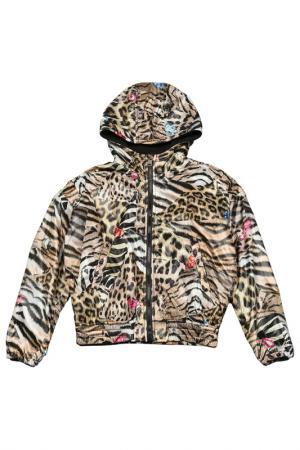 Куртка Diesel. Цвет: коричневый