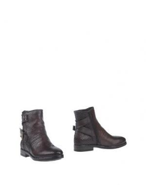 Полусапоги и высокие ботинки BAGATT. Цвет: какао