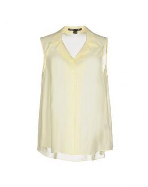 Pубашка THEYSKENS' THEORY. Цвет: желтый