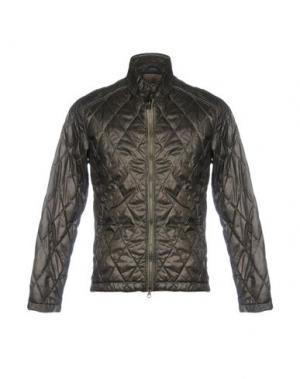 Куртка ADHOC. Цвет: стальной серый