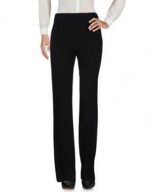Повседневные брюки PAOLA ANTONINI. Цвет: черный