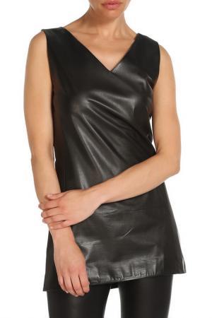 Платье Izeta. Цвет: черный