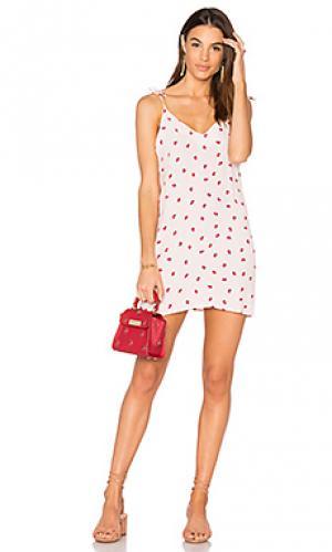 Платье freya Rails. Цвет: розовый