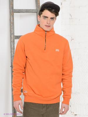 Джемпер Think Pink. Цвет: оранжевый