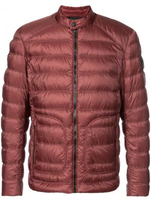 Куртка-пуховик Belstaff. Цвет: красный