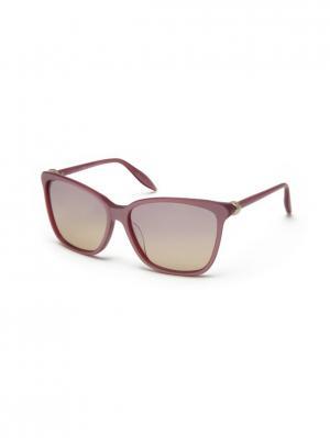 Солнцезащитные очки MILA ZB. Цвет: розовый