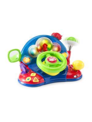 Развивающая игрушка Маленький водитель BRIGHT STARTS. Цвет: красный, синий, салатовый