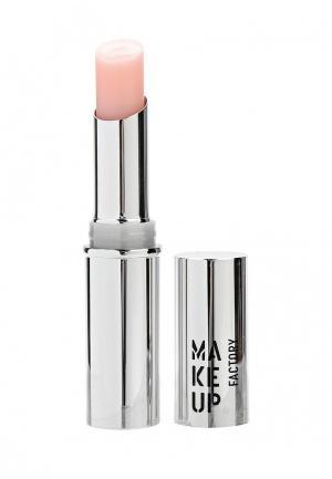 Бальзам для губ Make Up Factory. Цвет: розовый