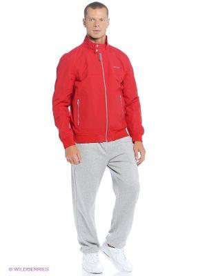 Куртка LEVI DIDRIKSONS. Цвет: красный