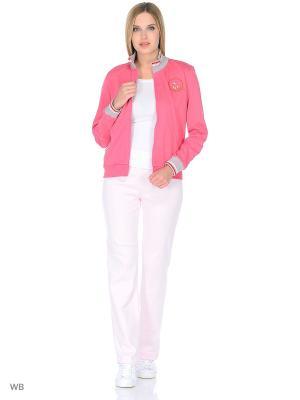 Брюки Felis Chaus. Цвет: розовый