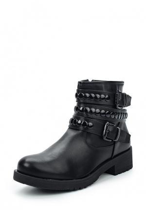Ботинки Malien. Цвет: черный