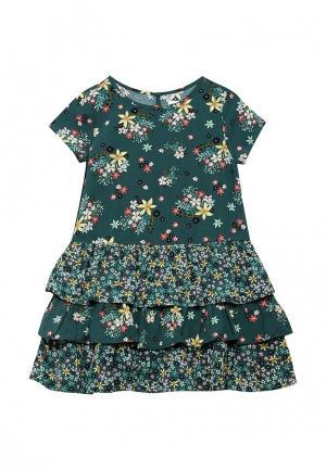 Платье Gap. Цвет: зеленый