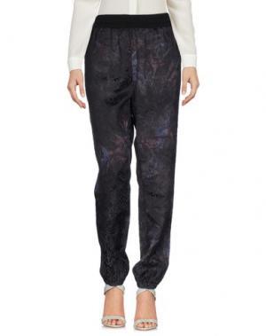 Повседневные брюки CREAM. Цвет: темно-синий