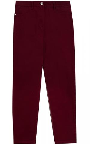 Бордовые брюки Betty Barclay