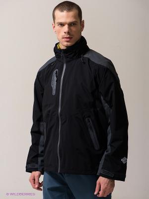 Куртка STORMTECH. Цвет: черный, серый
