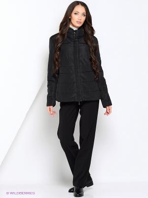 Куртка Mansion. Цвет: черный
