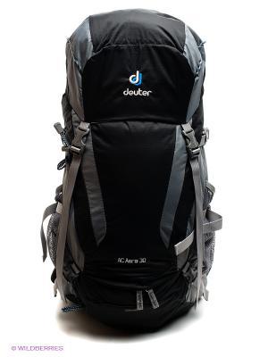 Рюкзак Deuter AC Aera 30. Цвет: черный, серый