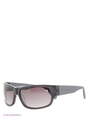 Солнцезащитные очки LM 532S 04 La Martina. Цвет: серый