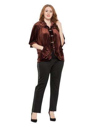 Жакет Lady Di. Цвет: коричневый