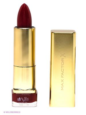 Губная помада Colour Elixir Lipstick, 853 тон chilli MAX FACTOR. Цвет: бордовый
