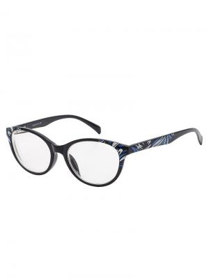 Очки готовые +2,0/8866-C4 Grand. Цвет: черный, белый, синий