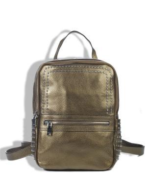 Рюкзак AnnA Wolf. Цвет: бронзовый, золотистый