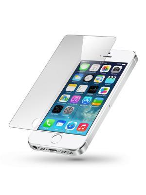 Защитное стекло для iPhone 5/5s/SE IQ Format. Цвет: прозрачный