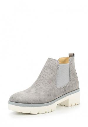 Ботинки Oxigeno. Цвет: серый