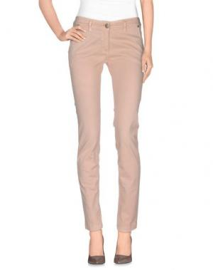 Повседневные брюки L'AIR DE RIEN. Цвет: розовый