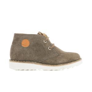 Ботинки-дезерты кожаные MILKY DESERT HAVAIANAS. Цвет: серо-коричневый