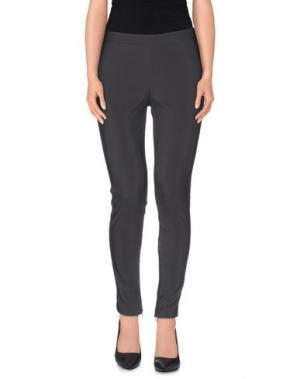 Повседневные брюки TAVIANI. Цвет: серый