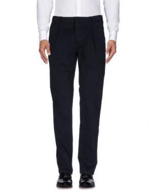 Повседневные брюки RE.BELL. Цвет: темно-синий