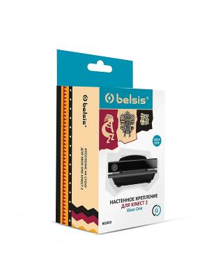 Наcтенное крепление для Kinect 2.0 Belsis. Цвет: черный