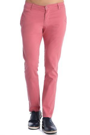 Брюки GIORGIO DI MARE. Цвет: розовый